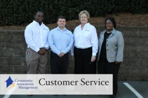 Customer Service | Helping Your HOA Be Successful and Happy