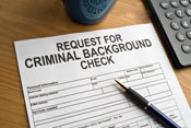 Criminal Background Check for HOA Managers