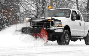 HOA Snow Plowing