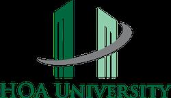 HOA University Logo