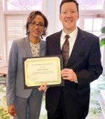 Jim Slaughter Recognized for Pro Bono Service