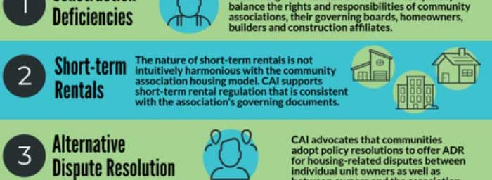 Legislative Trends Affecting Condos and HOAs in 2018
