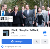 New Firm Facebook Page